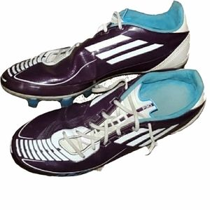 Adidas F30 Traxion Womens Cleats Athletic Shoes 8